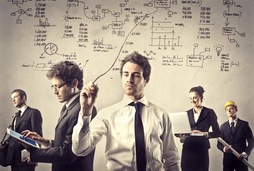 Para uma empresa crescer, suas engrenagens precisam funcionar juntas
