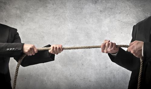 Controle de conflitos na equipe
