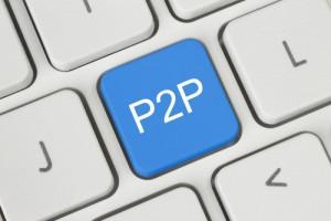 Figura - A democratização das soluções P2P