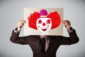 Figura - No que a arte clown pode lhe ajudar?