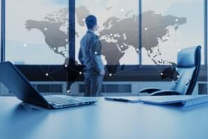 Figura - A evolução digital está causando a transformação estratégica das corporações