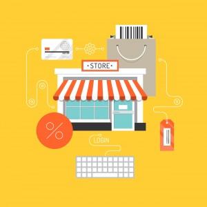 Figura - A loja física como um grande website