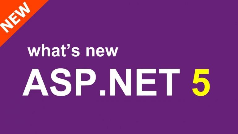 Quando estará pronto o novo ASP.NET 5? O que devemos esperar dele?