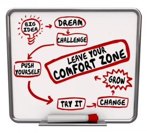 Figura - Zona de conforto: 3 dicas fáceis para sair da mesmice