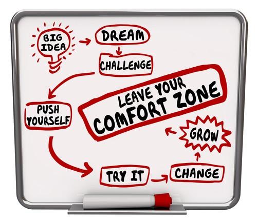 Zona de conforto: 3 dicas fáceis para sair da mesmice