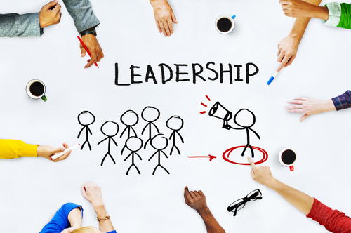 Líder e o espírito de equipe