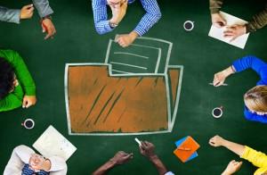 Figura - Telecom: como proteger os arquivos compartilhados dentro da organização
