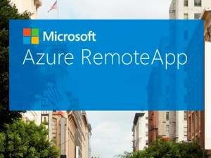Figura - Azure RemoteApp totalmente nuvem (Cloud Collection)