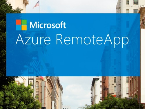 Azure RemoteApp totalmente nuvem (Cloud Collection)