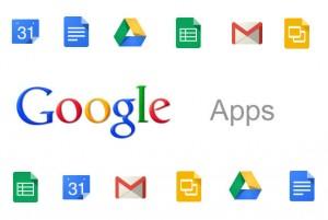 Figura - 4 Google apps para fazer gestão à distância
