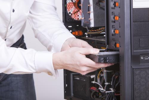 Adicionando um novo HD no linux