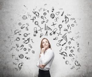Figura - Pense, planeje e tenha atitude durante sua carreira e mantenha em vigor suas ideias