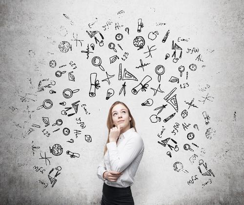 Pense, planeje e tenha atitude durante sua carreira e mantenha em vigor suas ideias