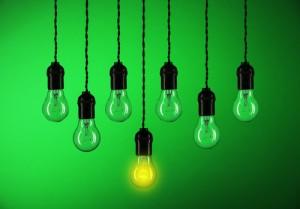 Figura - Está faltando inovação, administração, criação e motivação