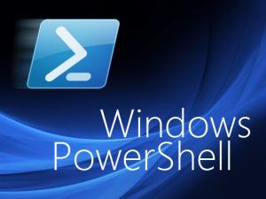 Figura - PowerShell - Operação Command Center #2 Start