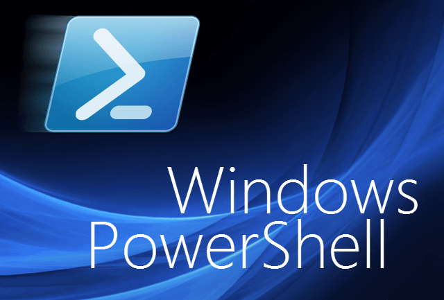 PowerShell – Operação Command Center #2 Start