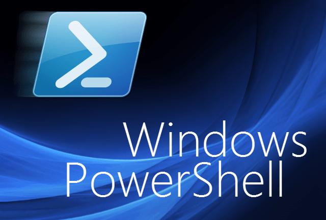 PowerShell – Operação Command Center #2 Start