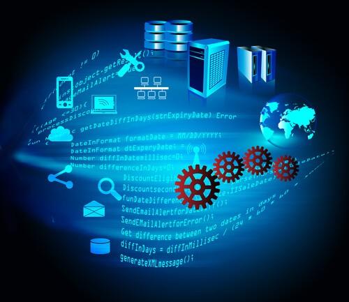 O impacto do monitoramento na escalabilidade da rede