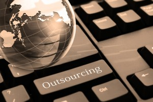 Figura - IT Outsourcing Contracts: Relationship between Parties