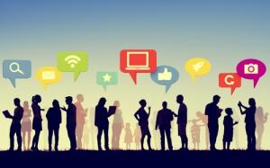 Figura - As oito tendências da Comunicação Digital