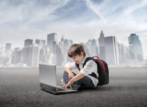 Figura - Cisco divulga estudo sobre a conectividade nas escolas do século XXI