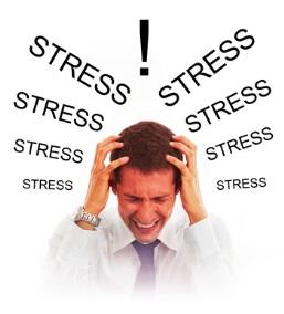 Figura 4: O nível de estresse é elevado quando se tem muitas inconsistências projeto.