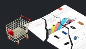 Figura - 5 falhas comuns em novos projetos de e-commerce