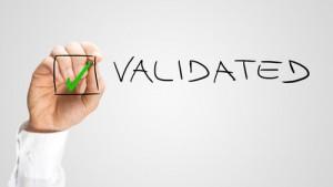 Figura - Verificação e validação de teste