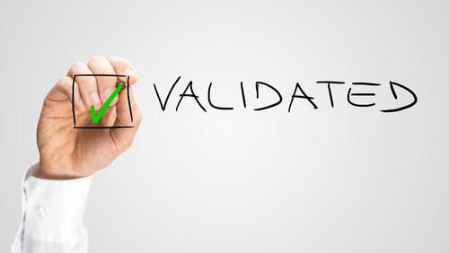 Verificação e validação de teste