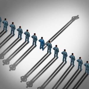 Figura - O paradoxo do novo líder