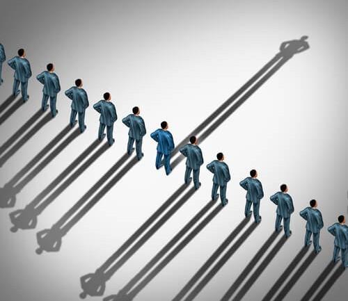 O paradoxo do novo líder