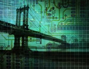 Figura - TI cria pontes que são usadas como muros