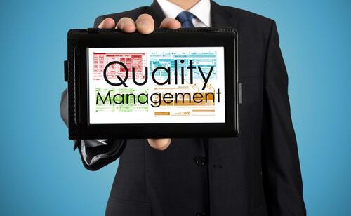 Princípios de qualidade e controle da qualidade