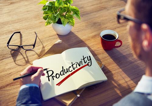 Produtividade: A palavra chave para a redução de custos em 2016