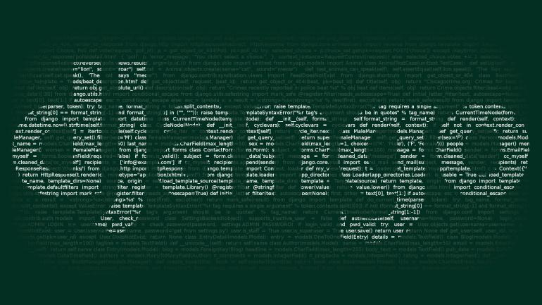 Destrinchando o Django – Startproject