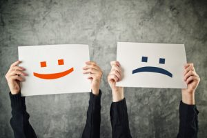 Figura - Seu cliente pode ser antipático, você não!