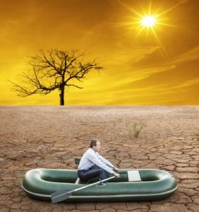 Figura - A crise de hoje não está matando apenas as árvores, ela está destruindo as sementes do amanhã!