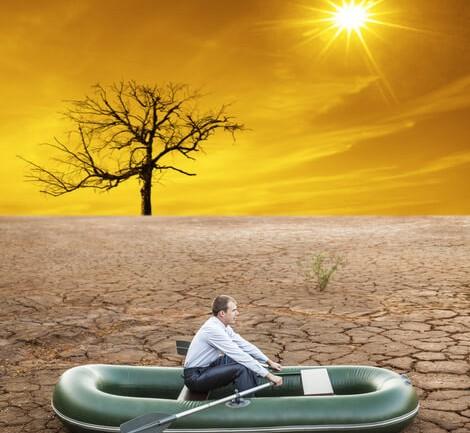 A crise de hoje não está matando apenas as árvores, ela está destruindo as sementes do amanhã!