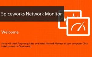 Figura - Monitoramento de rede corporativa com Spiceworks