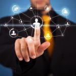 Figura - Redes sociais. A governança corporativa e a educação digital para a prevenção de incidentes naquele ecossistema