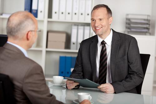 E o entrevistador…? Está preparado para a entrevista?!
