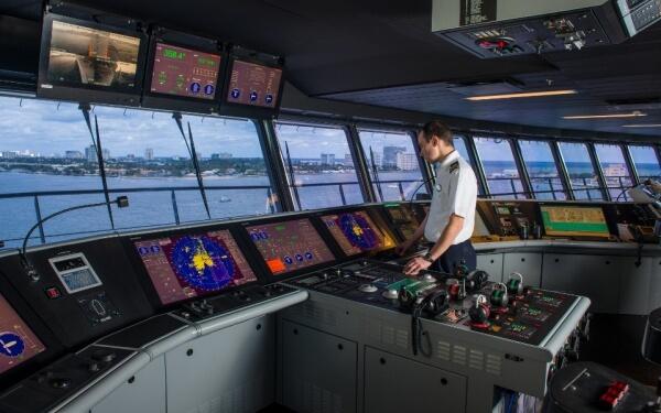 A transformação digital da indústria marítima