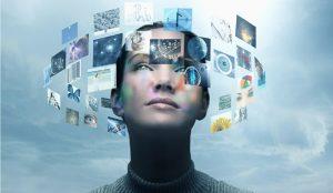 Figura - A revolução virtual e os impactos na sociedade