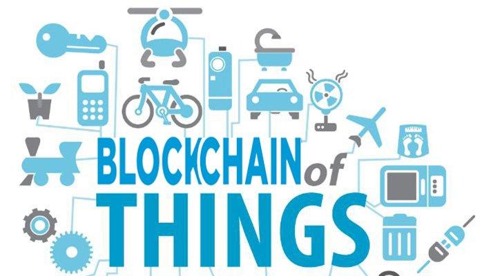 Blockchain e IoT uma combinação perfeita