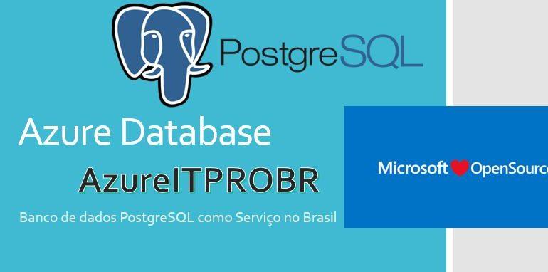 Azure Database PostgreSQL como plataforma