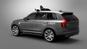 Figura - Volvo Cars anuncia venda de veículos autônomos para o Uber