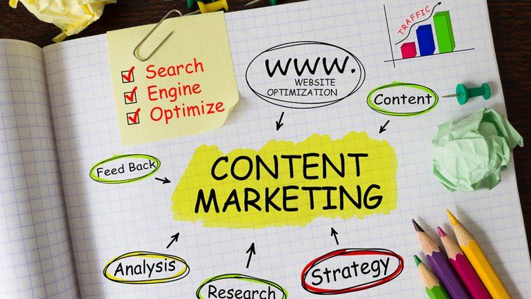 Gestão do Conhecimento está altamente atrelado a uma gestão de Marketing de conteúdo