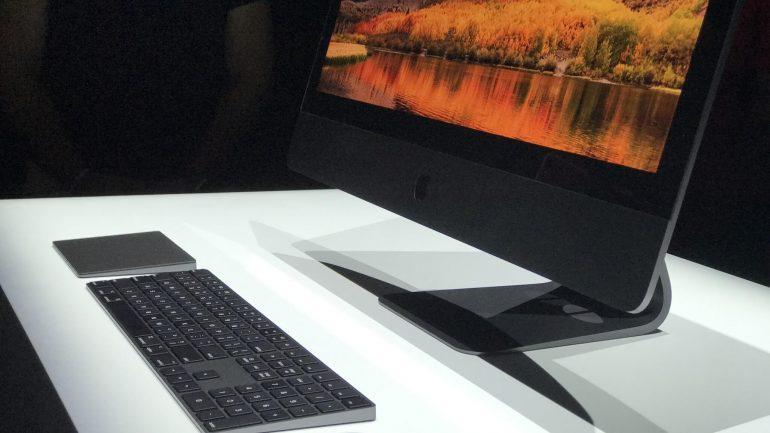 Apple lança seu computador mais poderoso até hoje, o iMac Pro com gráficos Radeon Pro Vega