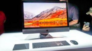 Figura - Apple lança seu computador mais poderoso até hoje, o iMac Pro com gráficos Radeon Pro Vega
