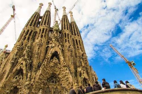 Sagrada Família é mantida no modelo MVP muito antes do mundo conhecer as startups